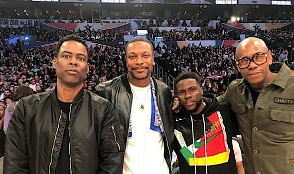 Celebrities All Star Weekend: Queen Latifah, Remy Ma, Miles Brown, Michael B. Jordan, Gabrielle Union, DJ Khaled, Chance The Rapper [Photos]
