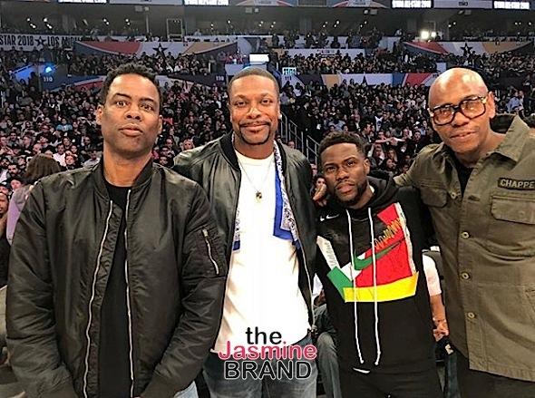 Celebrities All Star Weekend: Queen Latifah, Remy Ma, Miles Brown, Michael B. Jordan, Gabrielle Union, DJ Khaled, Chance The Rapper [Photos]