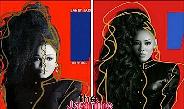 Angela Simmons Pays Homage to Beyonce, Janet Jackson, Diana Ross & Sade