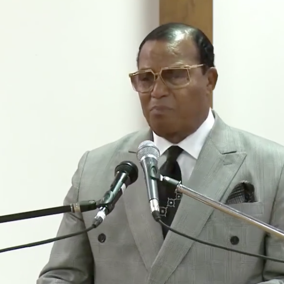 Louis Farrakhan: I Did NOT Murder Malcolm X