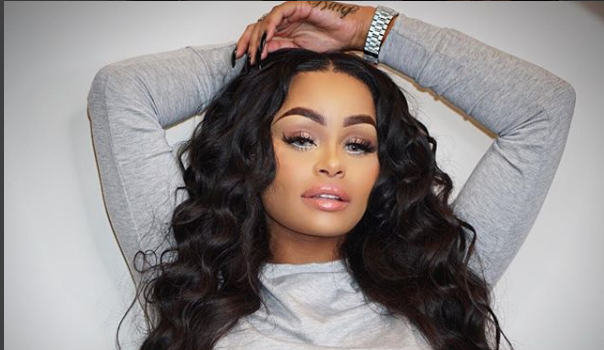 Blac Chyna – That New Sex Tape Isn't Me!