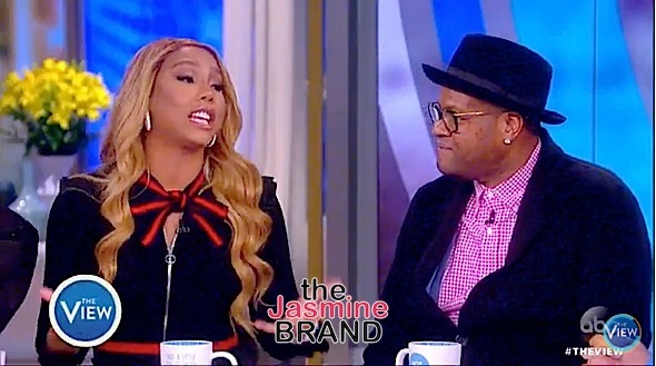 Tamar Braxton Says Friends Told Her Vince Got Another Woman Pregnant, Reveals They're In Counseling