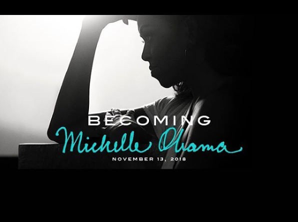Michelle Obama Calls New Memoir 'Deeply Personal', Reveals Cover