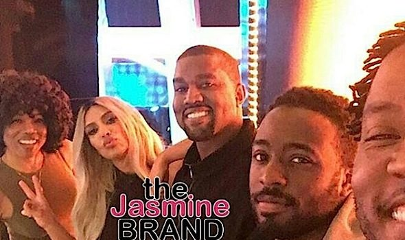 Kanye West & Kim Battle Kardashian Jenner Family On 'Celebrity Feud'