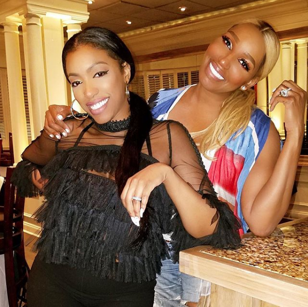 NeNe Leakes & Porsha Williams End Beef: We're 2 Angry B*tches