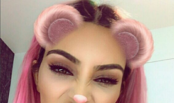 Kim Kardashian Pissed People Think She's Wearing A Wig [VIDEO]