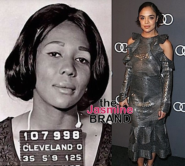 Tessa Thompson To Portray Jewel Thief Doris Payne In New Movie