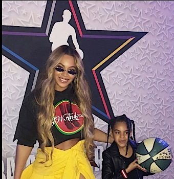 Beyonce Rocks JW Anderson, Jacquemus & Gianvito Rossi + More Blue Ivy Adorableness! [Celebrity Fashion]