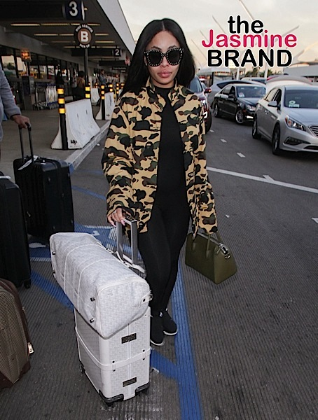 50 Cent & Son Hit Red Carpet, Taraji P. Henson & Laverne Cox Lip Sync + Blac Chyna, Kourtney Kardashian & Mel B At LAX [Celebrity Stalking]