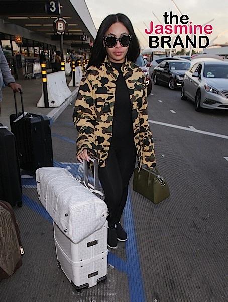 50 Cent & Son Hit Red Carpet, Taraji P. Henson & Laverne Cox Lip Sync + Blac Chyna, Kourtney Kardashian & Mel B At LAX [Celebrity Stalking]