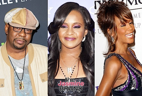 Bobby Brown & Bobbi Kristina Estate Sues Showtime, BBC For $2 Million Over Appearance in Whitney Houston Docu