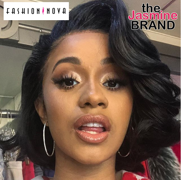 EXCLUSIVE: Cardi B Prepping Her Own Collection w/ Fashion Nova