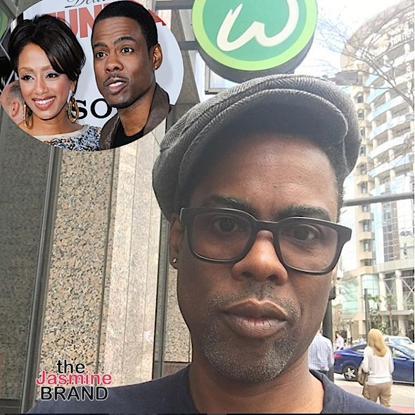 Chris Rock Admits Cheating On Ex Wife w/ 3 Women: I thought I was the sh*t.