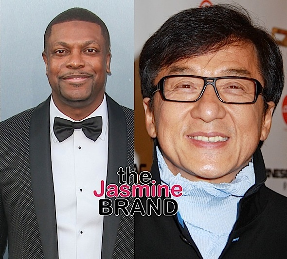 Chris Tucker Confirms 'Rush Hour 4″ In The Works