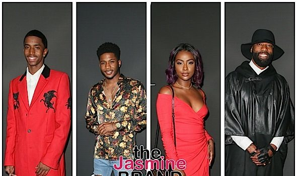 Andre Harrell, Normani Kordei, Metro Boomin, Skylar Diggins, Christian Combs, Justine Skye Spotted In LA [Celebrity Stalking]