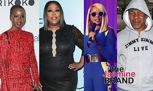 Chris Rock, Tinashe, Danai Gurira, Loni Love, Mary J. Blige, Mike Tyson [Celebrity Stalking]