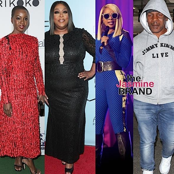 Chris Rock, Tinashe, Danai Gurira, Loni Love, Mary J. Blige, Mike Tyson [Celebrity Stalking]