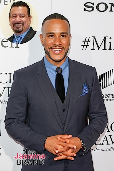 DeVon Franklin Producing Film About Flaming Hot Cheetos Creator