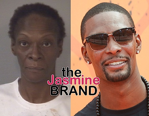 EXCLUSIVE: Chris Bosh's Mom Bailed Out Of Jail, Not By Son
