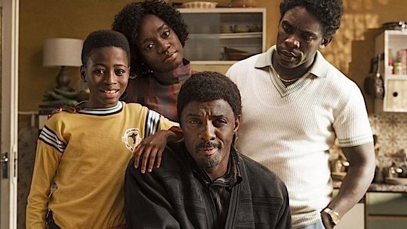 """1st Look: Idris Elba's """"In The Long Run"""" Series"""