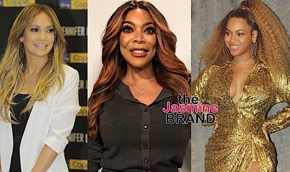 Wendy Williams: Beyonce & J.Lo Need Auto Tune [VIDEO]