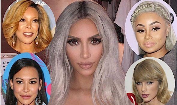 Kim Kardashian Calls Wendy Williams, Blac Chyna, Naya Rivera Her Haters – I'm Sending Them A Gift!