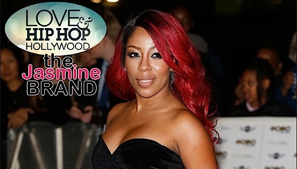 "K. Michelle Quits Love & Hip Hop Hollywood: ""F**k That Commercial!"""