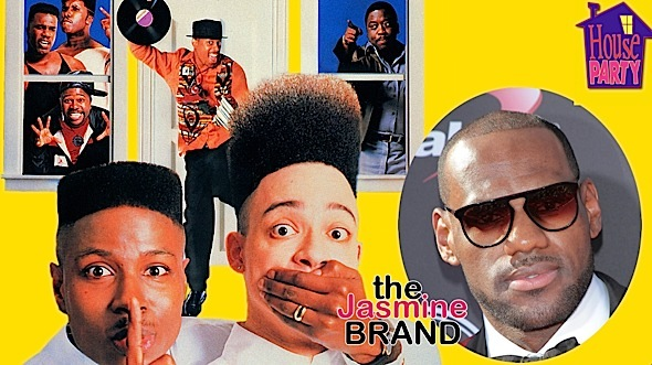 LeBron James Producing New 'House Party' Remake