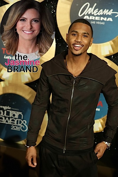 Trey Songz Accuser's Lawyer – I Need A Witness Who Saw Him Choke My Client