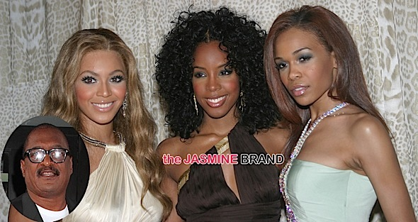 Mathew Knowles Announces Destiny's Child Musical In The Works