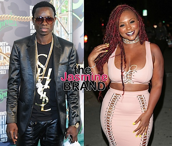 EXCLUSIVE: Torrei Hart Going On Tour w/ Michael Blackson, Despite His Beef w/ Her Ex Kevin Hart