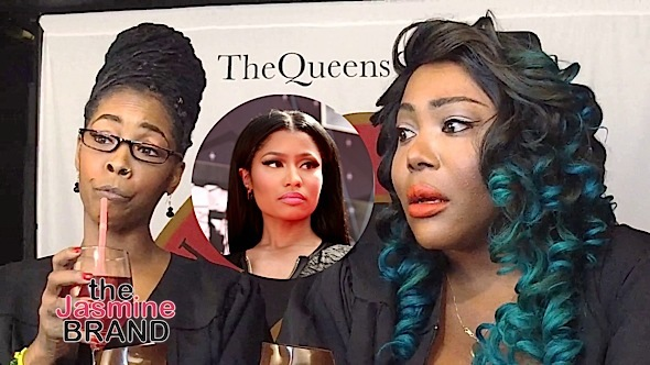 "Nicki Minaj Offered TS Madison & Khia's ""Queens Court"" A TV Deal [VIDEO]"