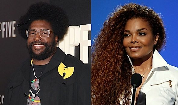 Questlove Campaigning For Janet Jackson To Get Into 'Rock & Roll Hall of Fame'