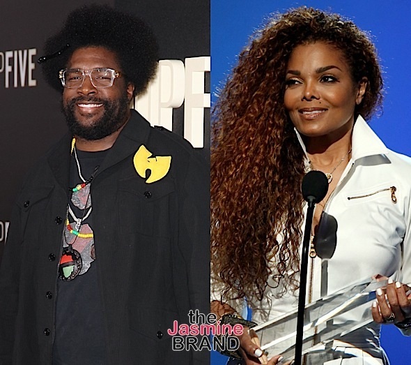 QuestLove Campaigning For Janet Jackson