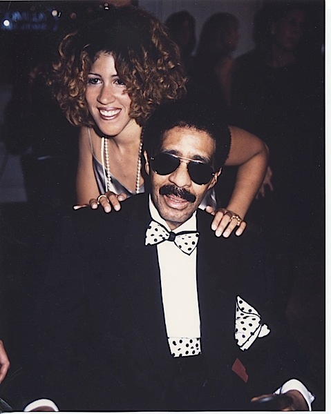 Richard Pryor's Daughter: My Dad Had A Trans GF, But He Did NOT Have Sex w/ Marlon Brando