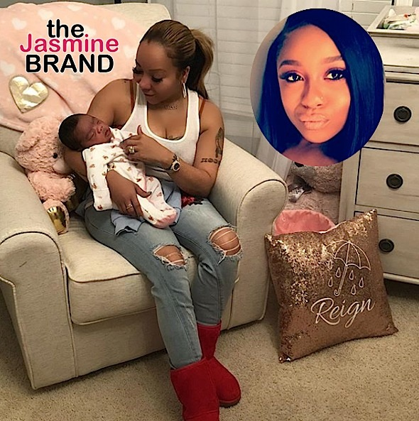 Reginae Carter: Don't Call My Baby Sister Ugly!