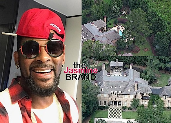 R.Kelly Evicted From Abandoned Georgia Home, Where Alleged 'Sex Cult' Was Held