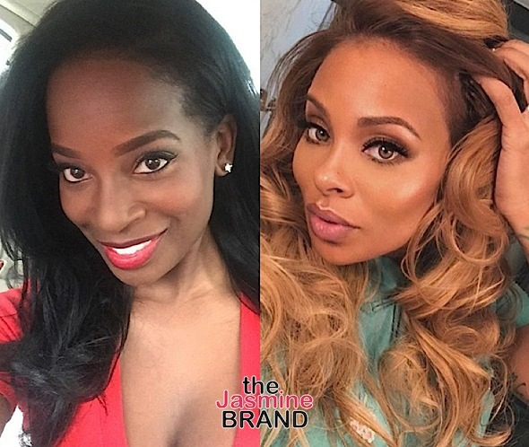 EXCLUSIVE: Shamea Morton Speaks Out After Eva Marcille Calls Her 'Homophobic'