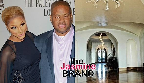 EXCLUSIVE: Tamar Braxton & Vince Herbert Renting Out Calabasas Mansion for $150k/Month