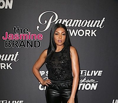 Taraji P. Henson Signs w/ New Agency After Manager Accused Of Sexual Harassment