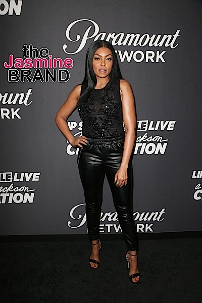 Taraji P. Henson Was Hit By A Fan: Should I Punch His A** Back?!