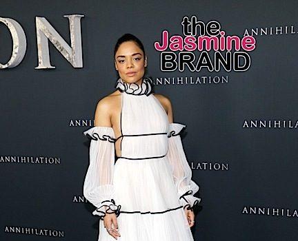 Tessa Thompson To Star In 'Men In Black' Spinoff