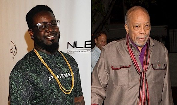 T-Pain Reacts To Quincy Jones Slamming Him In Interview