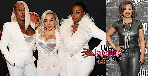 Xscape Changes Name, Signs To CAA Without Kandi Burruss