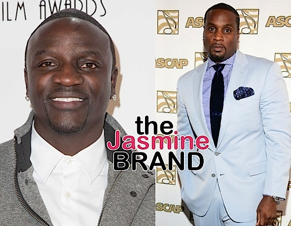 EXCLUSIVE: Akon's Ex Business Partner Devyn Stephens Drops $150 Mill Lawsuit