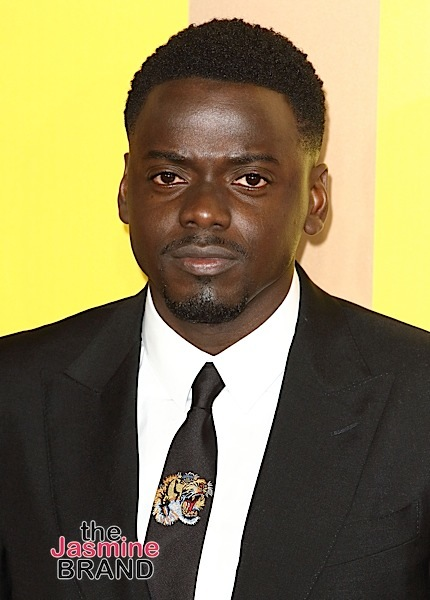 Daniel Kaluuya Wore Rihanna's Fenty Beauty Make-Up On The Red Carpet
