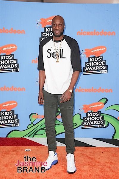 Lamar Odom – I'm Returning To Basketball!