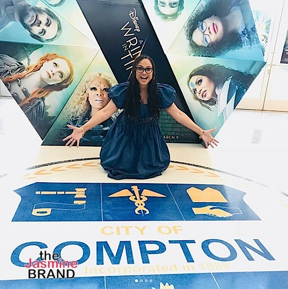 Ava DuVernay Hosts Screening For Compton Kids: They Don't Have A Movie Theater!