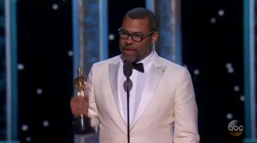 Jordan Peele Makes Oscars History, Kobe Bryant Wins + Winner List