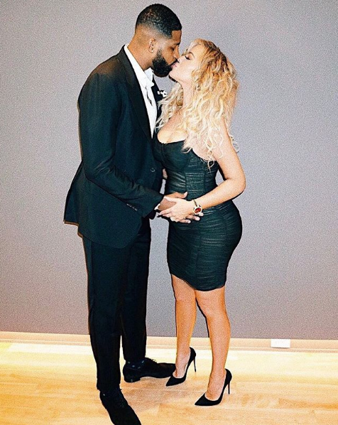 Khloe Kardashian & Tristan Thompson Reveal Sex of Unborn Baby!